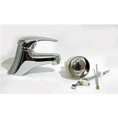 Waschbecken Armatur / Waschtischarmatur / Armatur Bad - Serie: Eco-Line