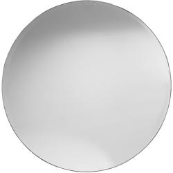 Badspiegel mit Facettenschliff  rund / Flur Spiegel...