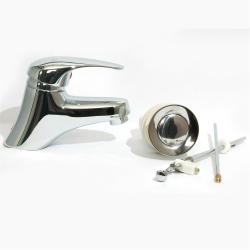 Design 2x  Waschtischarmatur / 1x Dusch Armatur Set...