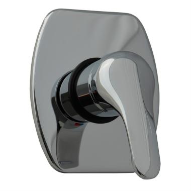 Design Armatur Unterputz für Badewanne Einlauf / Waschbecken / Dusche Bad (2642)
