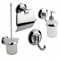 Design Badezimmer-Set/Garnitur/4-teilig/Bad/WC
