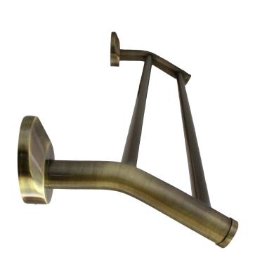 Serie Old Brass 60 cm lang Doppelte Handtuchstange Handtuchhalter Doppelt