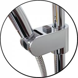 Duschstange, Brauseset/ Duscharmatur Bad / Duschsystem von Dietsche DVGW