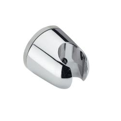 Handbrause / Brause, mit Brausehalterung, Brauseschlauch – 150 cm, Chrom/Gold
