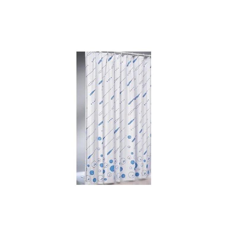 moderner duschvorhang ringe 180x200 top qualit t 15 99. Black Bedroom Furniture Sets. Home Design Ideas
