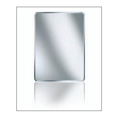 Badspiegel / Flurspiegel / Garderobenspiegel - ca. 70x50cm - eckig