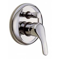 Design Armatur Unterputz für Badewanne oder Dusche /...