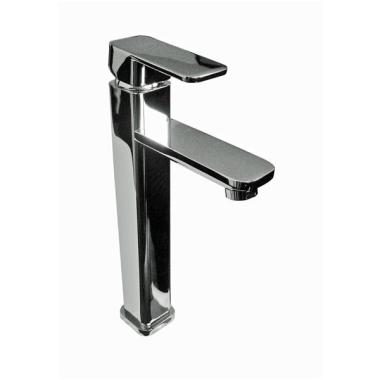 Design Waschschalen-Armatur / Waschbeckenarmatur / Waschtischarmatur - hoch
