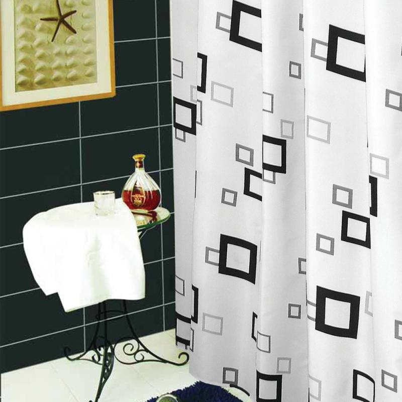 textil duschvorhang brausevorhang vorhang dusche duschgardine18. Black Bedroom Furniture Sets. Home Design Ideas
