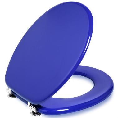 Fabulous Toilettendeckel / Wc Deckel / Toilettensitz / Klodeckel Blau / Sitz ( GY59