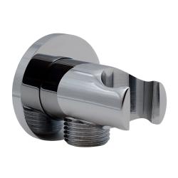 Handbrause Duschkopf Brause-Set Brausehalter Brauseschlauch 200 cm Wandanschluss