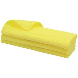 3x Geschirrtuch aus 100% Baumwolle Waffel-Piqué in...