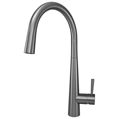 Edelstahl - Küchenarmatur / Spültischarmatur /Spülenar