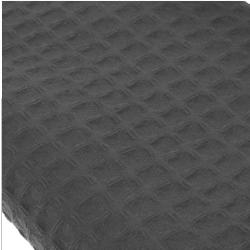 9x Geschirrtuch aus 100% Baumwolle Waffel-Piqué Grautöne / Küchentuch / Putztuch