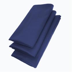 3er Pack Servietten 44cm x 44cm aus 100% Baumwolle in...