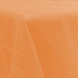 Tischdecke Tischläufer Mitteldecke in Apricot Orange...