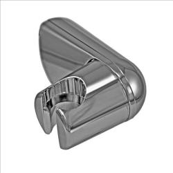 Brausehalter / Wandhalter für Handbrause mit 3 Schrauben und Dübel