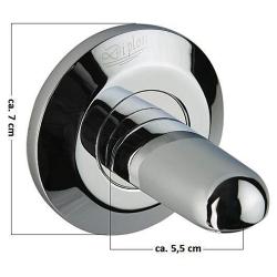 Design Seifenhalter Magnetseifenhalter Halter Seife Magnethalter mit 3 Seifenplättchen