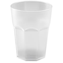 Kunststoffbecher Weiss Trinkbecher Party-Becher Plastik...