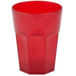 Kunststoffbecher Rot Trinkbecher Party-Becher Plastik...