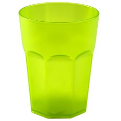 Kunststoffbecher Grün Trinkbecher Party-Becher...