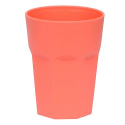 Kunststoffbecher Apricot Trinkbecher Party-Becher Plastik...