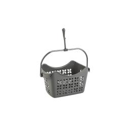 Wäscheklammer-hänge-korb PP-Kunststoff 23x15x13...