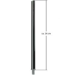 10x Ersatz Bürstenkopf Silikonbürste + 2x Griff 26cm Austausch Wc Toilettenbürste