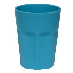 20x Kunststoffbecher Blau Trinkbecher Party-Becher...