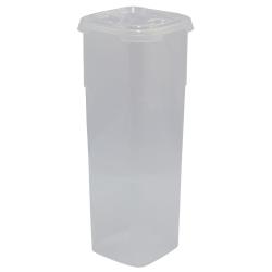 Frischhaltedose mit Deckel 11 x 11 x 27,5 cm...