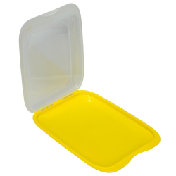Stapelbare Aufschnittbox Frischhaltedose Wurst...