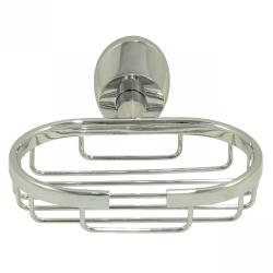 Design Seifenschale mit Gitter Seifenablage Seifenhalter...
