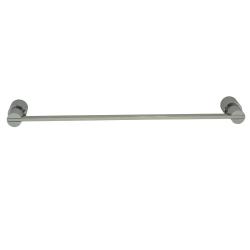 Design Handtuchstange Handtuchhalter Halter Stange-Serie Chrome 40 cm