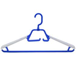 45 Kleiderbügel drehbarer klappbarer Haken Anti-Rutsch ausziehbare Auflage