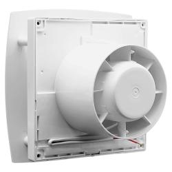 Badlüfter Ventilator Ablüfter Entlüfter Wandlüfter für Rohranschluss - Ø 120 mm
