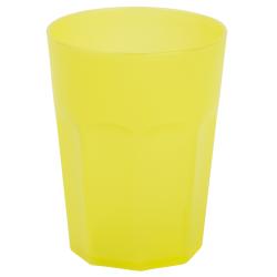 Kunststoffbecher Trinkbecher Party-Becher Plastik Trink-Gläser Mehrweg 0,4l